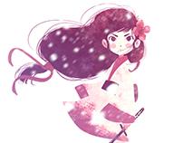 The Little Geisha