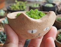 Little Pottery pot