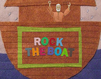 Rock The Boat: Interactive Design