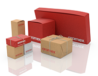 Aramex 3D Packaging