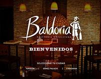 SITIO WEB | BALDORIA