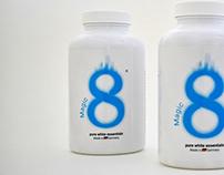 Magic 8 Label Protein Produkt