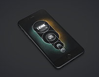 Lens Game UI / Ux