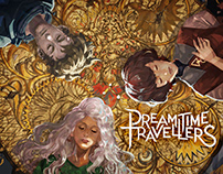 Dreamtime Travellers Illustrations
