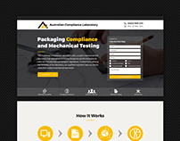 Australian Compliance Laboratory - Home Page