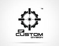 Logotyp - GF Custom Division