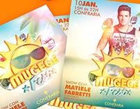 MUGEGÉ | Layout para evento