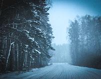 Snowy November