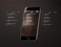 2BeDone IOS Application
