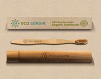 Eco Serein   Brand identity design