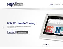 HSA webdesign