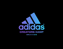 Adidas - Creators Camp - The Base Berlin