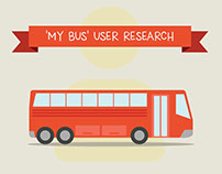 User Research | 'My Bus' transportation system