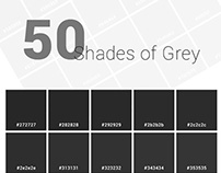 50 Shades of My Project Grey
