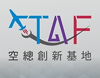 Taiwan Air Force Innovation Base  Logo Design