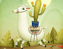 Cactus & Llama