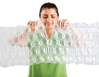 Пленка AirWave для производства воздушных подушек