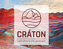 Cráton Logo Design
