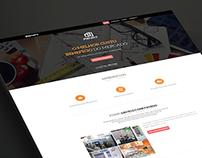 Plenart Estruturas e Eventos - Landing Page