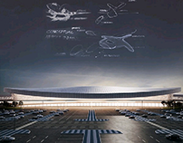 Borg El-Arab International Airport Graduation Project
