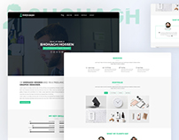 Personal Portfolio Template Free Download