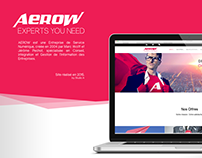 AEROW website