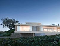House concept visualization