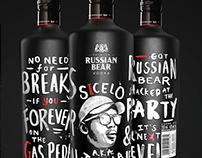 Russian Bear Vodka - #IAMNEXT - Campaign
