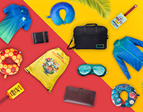 Matrix Cellular Travel Accessories