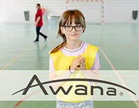 Website Awana Romania