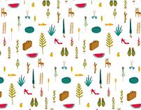 Sunstone · Open Titles OFFF 2014 Pattern