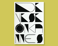 División Cannes / Concert Poster
