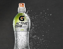 Gatorade Bottle