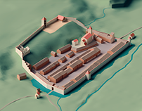 Willisau from 1100 to 2018 Animated version