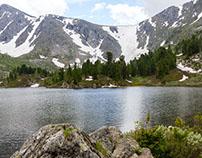 Karakol lakes
