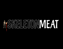Skeleton Meat - Logo Design & Animation