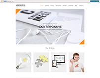 Free Graphic Design WordPress Themes