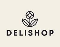 Delishop Branding