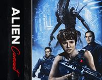 Alien Covenant VHS