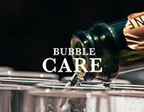 Bubblecare // Veuvet Clicquot
