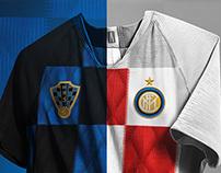 Mashup | Inter & HNS Croazia | concept