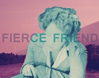 Band Promo Artwork / Fierce Friend