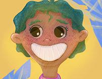 Torryn - children book character