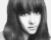 Caomhe portrait