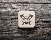 Logo Design for Carpenter / Custom Wood Shop