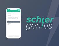 Schier Genius Mobile Application