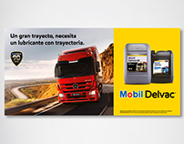 Mobil Delvac lubricants
