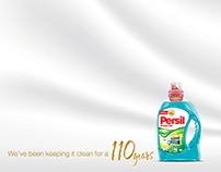 Detergent Guerrilla Ad