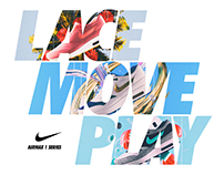Lace! Move! Play! (Nike Airmax One Series)