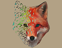 2d polygon animals